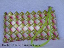 romantic green double coiner
