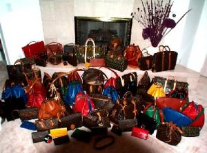 Angie Houston's Personal Louis Vuitton Collection