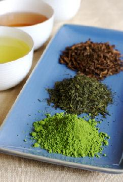 Green tea is thought to promote weight loss.