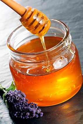 lavender and honey