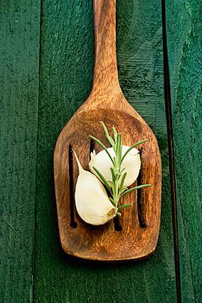 garlic for high blood pressure