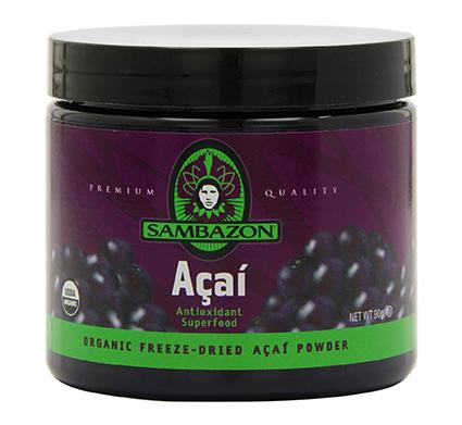 Sambazon organic acai powder
