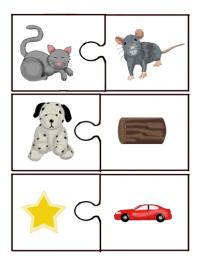 Rhyming Puzzle Game