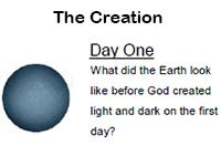 Old Testament - The Creation