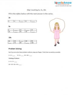 Free Advice Resources And Worksheets For Reception KS1 And KS2 Maths ...