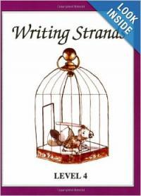 level 4 writing strands