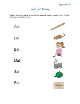 At Family Worksheets | ABITLIKETHIS