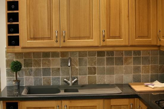 Simple Kitchen Backsplash Ideas Slideshow