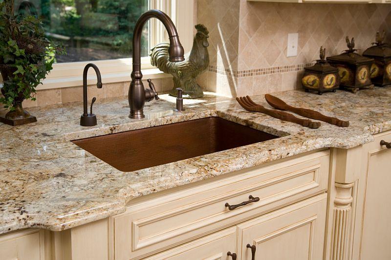 Best Color For Granite Countertops : Design gallery of kitchen granite countertops slideshow