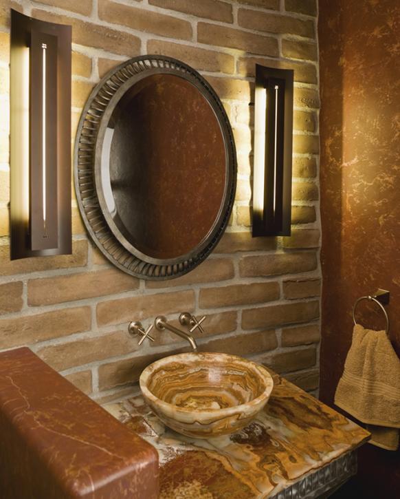 Bathroom Vanity Lights Vertical bathroom vanity lighting ideas