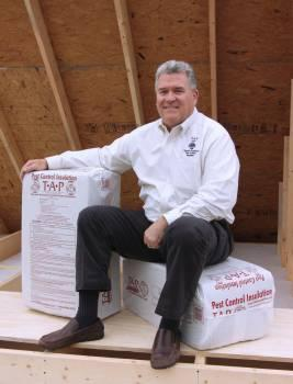 Bill Turk, Co-founder, CEO and Developer TAP Insulation