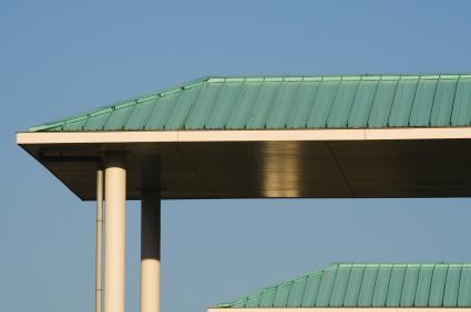 aluminium patio roof