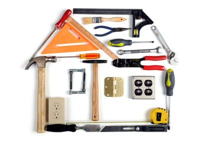 Checklist for a home construction project Tools to build a house