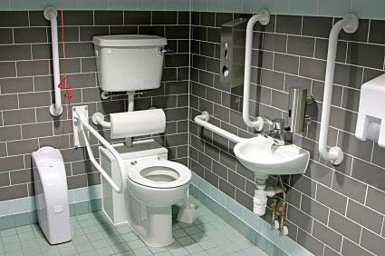 modified bathroom - Handicap Bathroom Designs