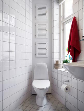 Small Bathroom Concerns