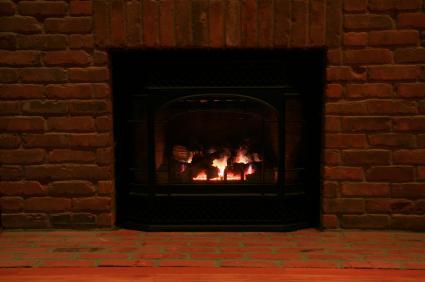 gas insert - Gas Starter For Wood Burning Fireplace - Fireplace Ideas