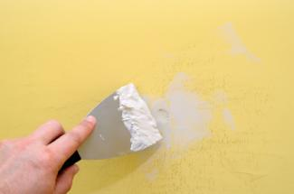 how to fix a hole in the wall at home