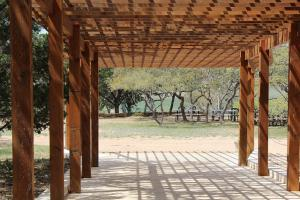 backyard shade pergola