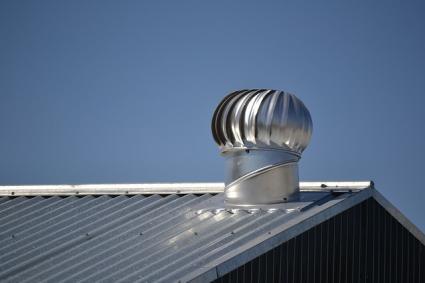 spinning attic vent