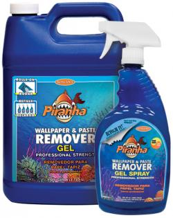 Piranha Gel Wallpaper Remover