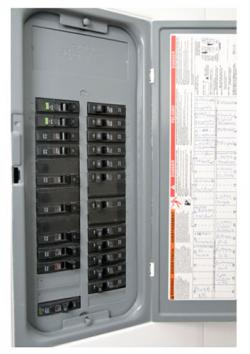 Circuit breaker box