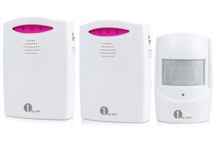 1byone Wireless Driveway Alarm