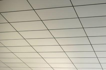 drop tile ceiling, acoustic ceiling, suspended ceiling