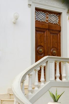 decorative storm doors