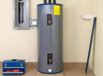 Standard hot water heater