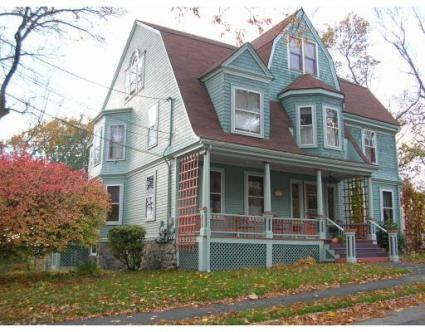painted house - Exterior House Paint Colors
