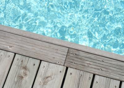 Edge of Wood Pool Deck