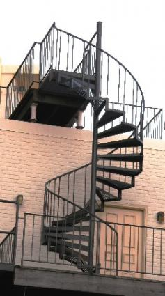 Build A Spiral Staircase: Planning
