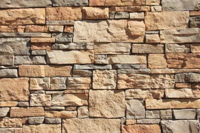 Faux Stone Siding | LoveToKnow
