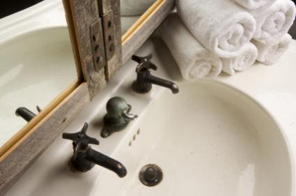 Your Old Style Pedestal Sink Will Only Be Complete With The Right Faucets.