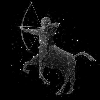 Constellation of Sagittarius