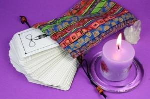 Learn the tarot instructions.