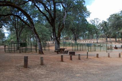 Loafer Creek Equestrian Campground