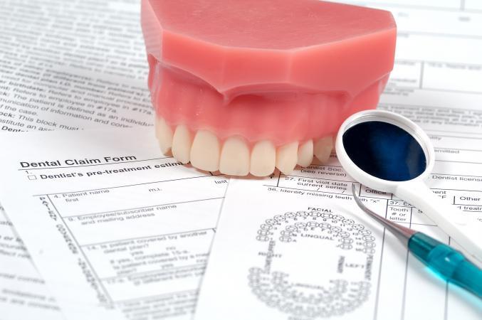 dental insurance paperwork