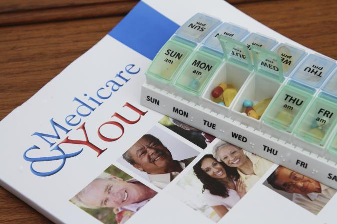 Medicare booklet