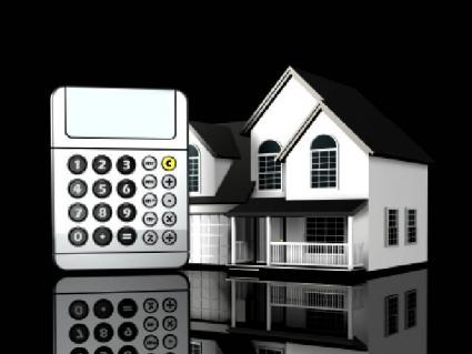 Calculator and House
