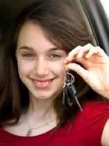 Teens have a higher probability of accidents.