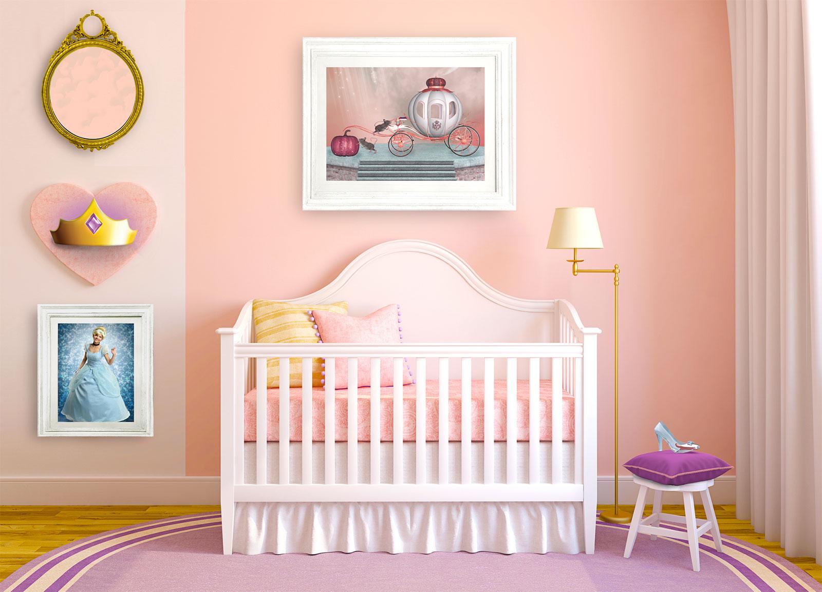 Princess And The Frog Bedroom Decor Disney Princess Nursery Decor