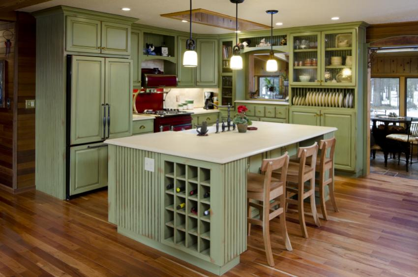 Best kitchen colors gallery slideshow - Popular kitchen colors ...