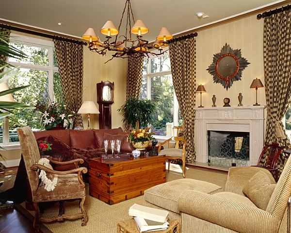 Eclectic style interior design slideshow for Eclectic living room design ideas