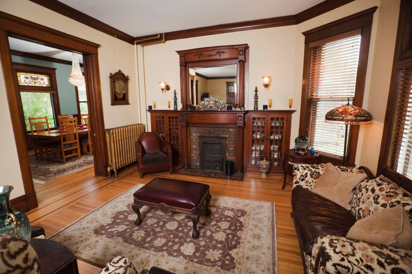 Pictures of great rooms slideshow for Living room ideas for older homes