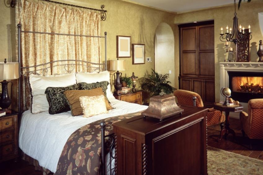 old world bedroom design. Bedroom Design Photos   LoveToKnow
