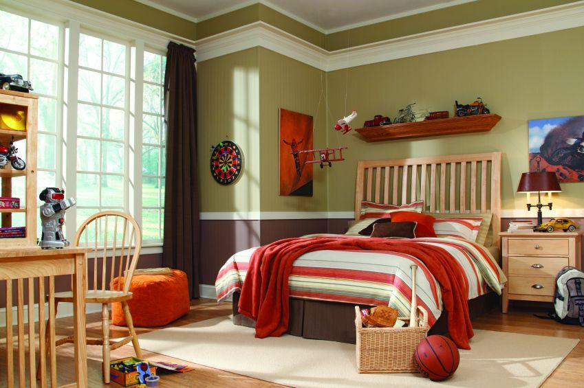 Cheap Ways To Decorate A Boy'S Room [Slideshow]