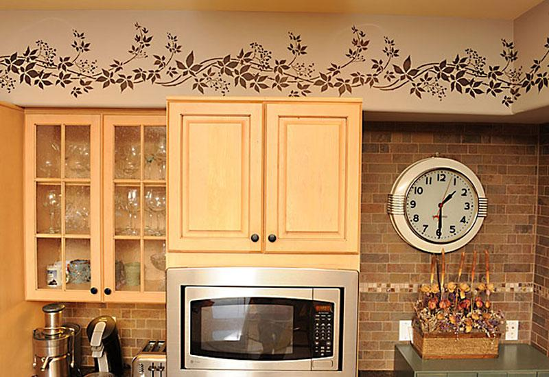 Kitchen Stencil Ideas 28 Images 12 Stunning Ideas For Stenciling