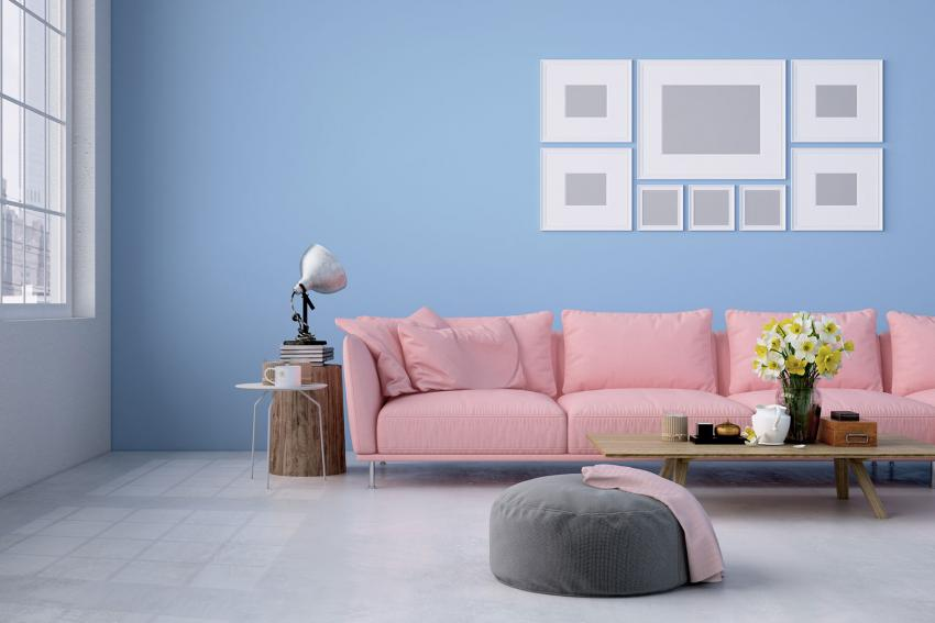 Color combinations for living room walls bedroom and bed Room wall colour combination