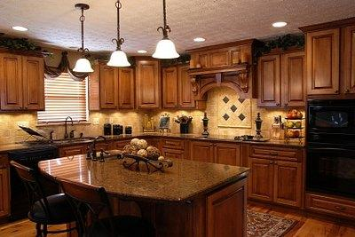 custom kitchen design - Country Style Kitchen Designs